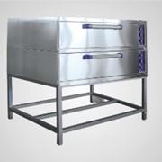 Шкаф пекарский 2-х секционный ЭШ-2к фото