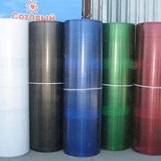 Поликарбонатные листы 8мм. Цветной и прозрачный Большой выбор. фото