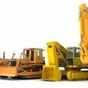 Аренда строительной спецтехники, самосвалы, экскаваторы, автокраны, подъемники, услуги спецтехники фото