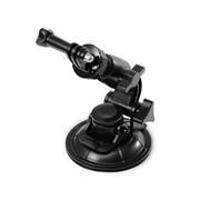 DLGP-70 Deluxe крепление присоска для GoPro Hero 4/3+/3/2, Пакет, Чёрный фото