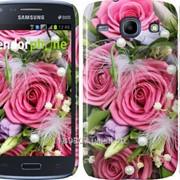 Чехол на Samsung Galaxy Core i8262 Нежность 2916c-88 фото