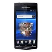 Sony Ericsson Xperia S black Оригинал фото