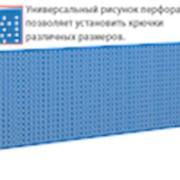 Перфорированный экран для верстака фото