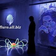 Произведения искусства, Картины Светящиеся-флюро фото