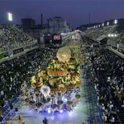 Карнавал в Бразилии фото