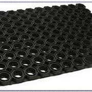Покрытия напольные резиновые, Покрытия напольные резиновые оптом фото