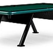 Всепогодный бильярдный стол для пула Key West 8ф (зеленый) фото