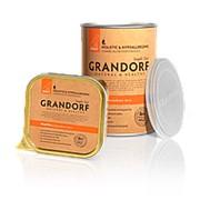 Grandorf 400г конс. Turkey Влажный корм для взрослых собак Индейка фото