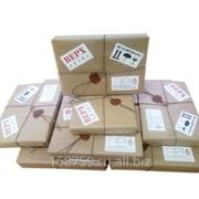 Упаковка и оформление подарков фото