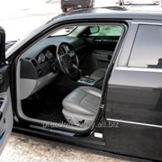 Авто на свадьбу Crysler 300C черный, 3 шт фото
