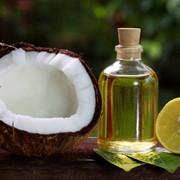 Кокосовое масло нерафинированное фото