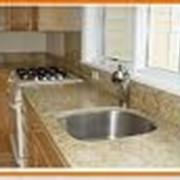Столешницы для кухни из гранита фото