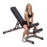 Профессиональный тренажер Body Solid Боди Солид GFID-71 Универсальная спортивная скамья, рассчитанная на высокую нагрузку фото