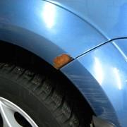 Выявление очагов коррозии кузова автомобиля фото