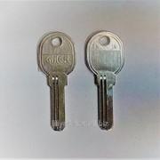 Заготовка для ключа вертикальная GULER TR1B фото