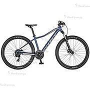 Велосипед Scott Contessa Active 50 29 (2020) Бирюзовый 19 ростовка фото