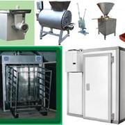 Комплект оборудования для производства плавленого сыра 2000 кг/смену. фото