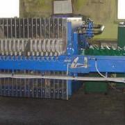 Фильтр-прессы ЧМ с боковой подвеской на базе плиты 1000 х 1000 мм для коксохимзаводов фото