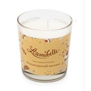 Свеча ароматическая ручной работы «Кондитерский магазин» Мыловаров фото