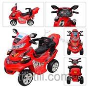 Квадроцикл детский красный M 0634 фото