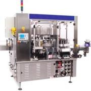 Ротационный этикетировочный автомат фото