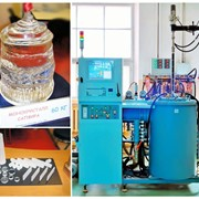 Оборудование для выращивания монокристалла сапфира фото