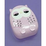 Универсальный внешний аккумулятор Powerbank Baby owl 10000mah фото