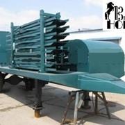 Оборудование для производства арочного профнастила JC-1000-610 фото