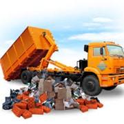 Вывоз мусора из Алматы фото