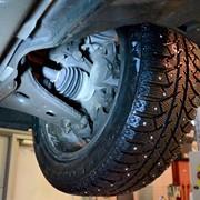 Диагностика Подвески Mercedes. С 11.20 фото