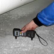 Испытание прочности бетона и других материалов не разрушающими методами фото