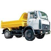 МАЗ Самосвал 10 тонн в аренду на вывоз мусора фото