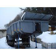 Аренад полуприцепа - самосвала 13,5 тонн МАЗ 5232 В фото