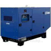 Аренда передвижной дизельной электростанции (генератора) мощностью 32 кВт SDMO J44 фото