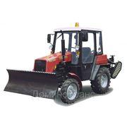 Щётка-трактор фото