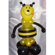 Пчела и другие фигуры из воздушных шаров