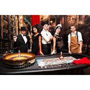 Шоу гангстеров (постановочные поединки, драки, перестрелки), анимационная интерактивная программа. Минск фото