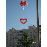 Запуск сердца в небо фото
