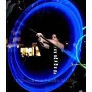 Неоновое шоу, световое и ультрафиолетовое шоу фото