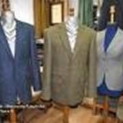 Пошив мужских классических костюмов фото