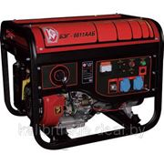 Бензиновый электрогенератор Калибр БЭГ-6611ААБ