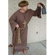 Монах. Торговля индульгенциями фото