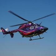 Аренда вертолета BK-117 фото