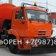 Аренда ТверьСтройМаш+Тягач Scania 60т фото