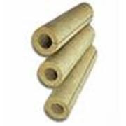 Цилиндр теплоизоляционный из базальтового волокна фото