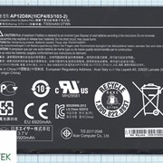 Аккумулятор (АКБ, батарея) AP12D8K для планшета Acer Iconia Tab W510 фото