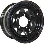 ORW ORW диск УАЗ стальной черный 5x139,7 8xR16 d110 ET-25 фото