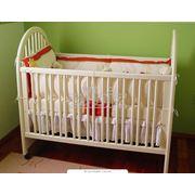 Кроватка детская фото