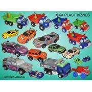 Детские игрушки (машины) фото