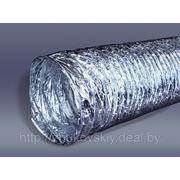 Воздуховоды гибкие не изолированные Airone А2 (Hard). фото